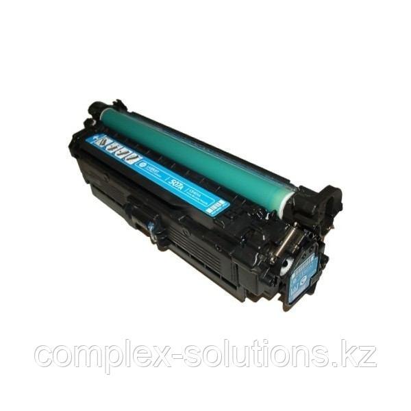 Картридж HP CE401A (507A) Cyan OEM | [качественный дубликат]