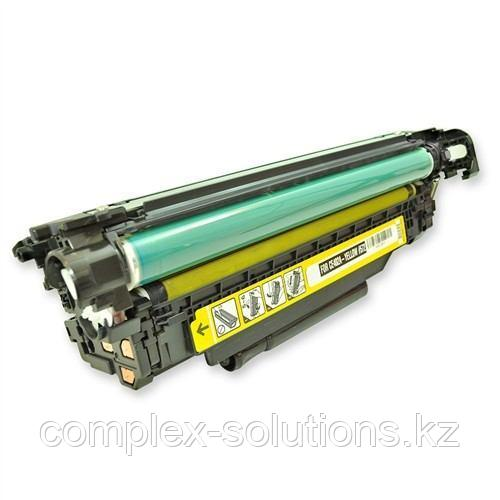 Картридж HP CE402A (507A) Yellow OEM | [качественный дубликат]