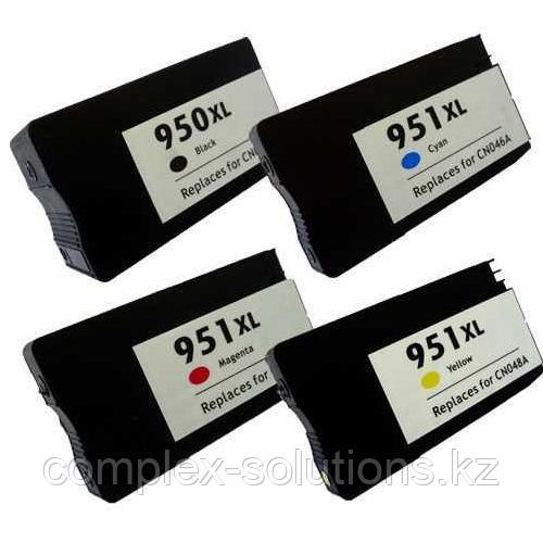 Картридж HP CN049AE Black №950 JET TEK | [качественный дубликат]