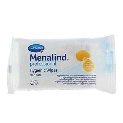 MЕNALIND-влажные гиг.салфетки с экст. ромашки , фото 2