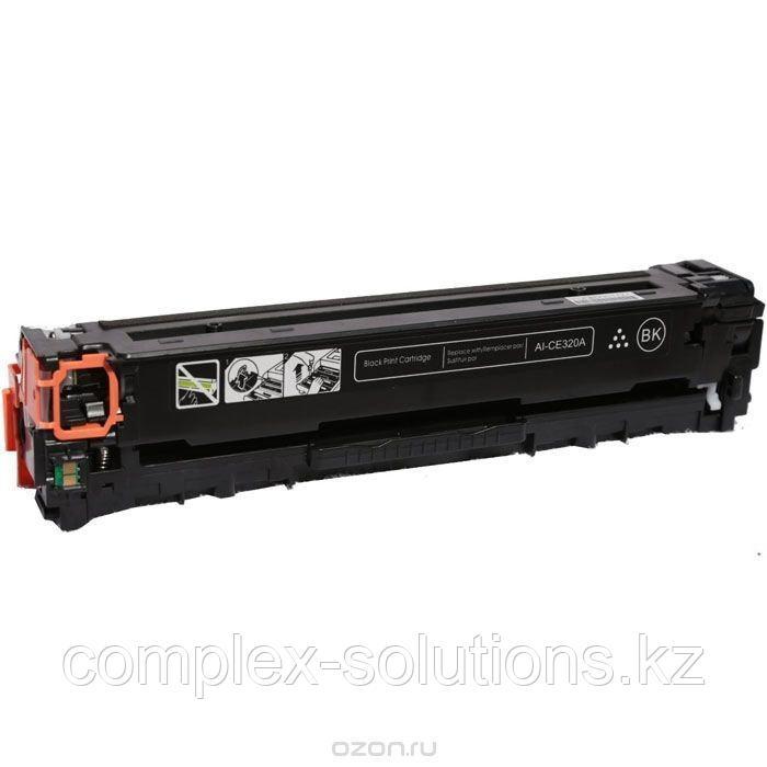 Картридж H-P CE320A Black Euro Print | [качественный дубликат]