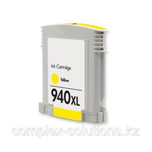 Картридж C4909AE №940XL Yellow JET TEK | [качественный дубликат]