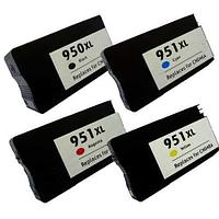 Картридж HP CN045AE Black №950XL JET TEK   [качественный дубликат]