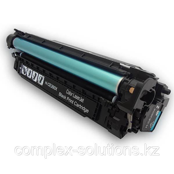 Картридж H-P CE260X Black Euro Print | [качественный дубликат]