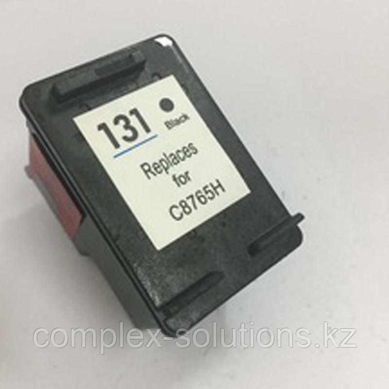 Картридж H-P C8765HE Black,№131 JET TEK | [качественный дубликат]