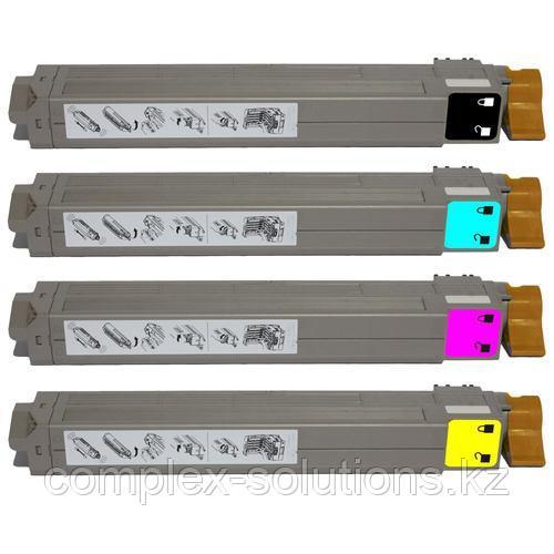Тонер картридж 106R01079 (18K) Yellow Retech   [качественный дубликат]
