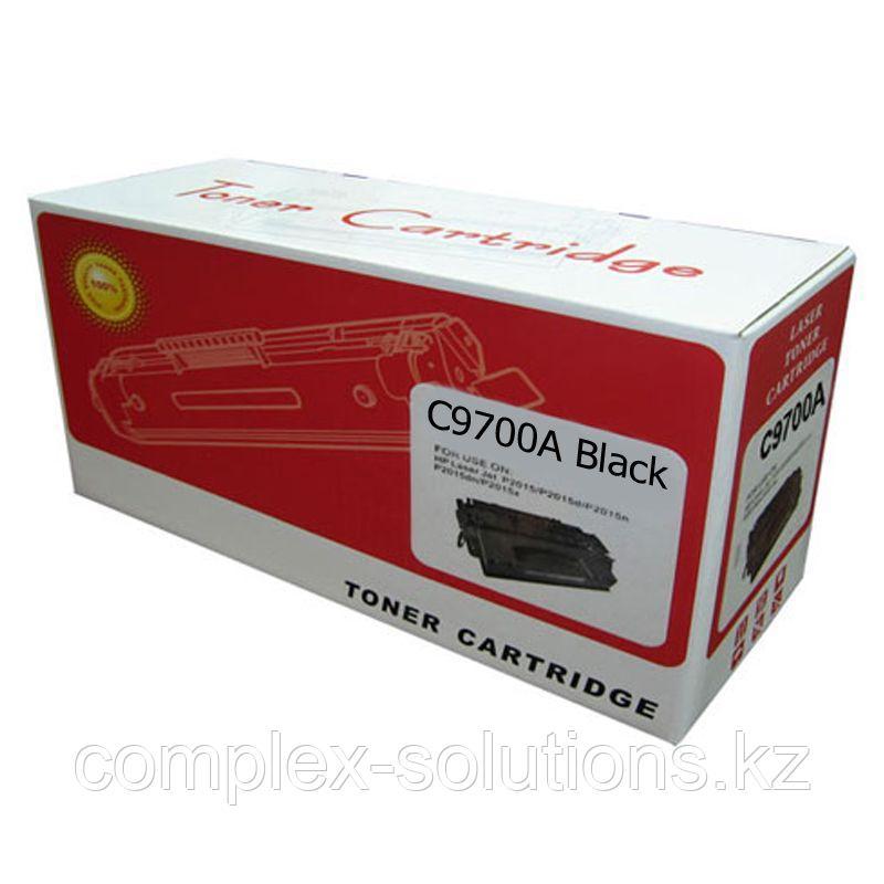 Картридж H-P C9700A Black Retech | [качественный дубликат]