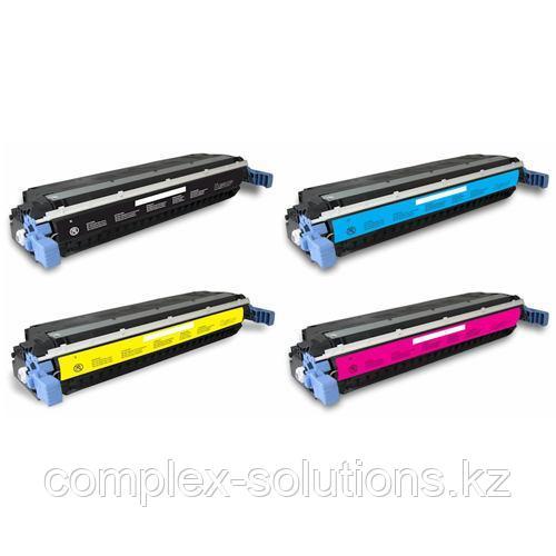 Картридж HP C9730A (№645A) Black OEM | [качественный дубликат]