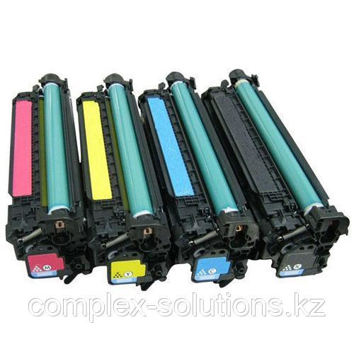 Картридж HP CE401A (507A) Cyan Euro Print | [качественный дубликат]