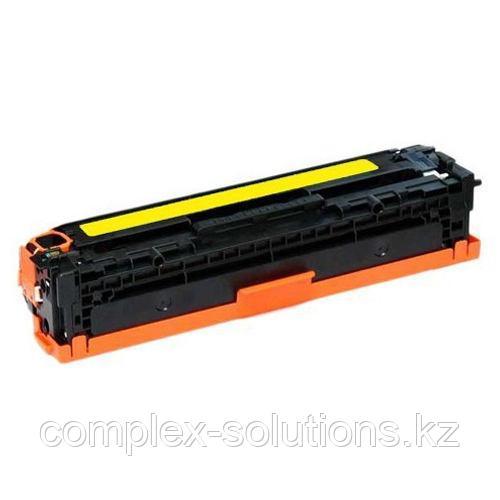 Картридж HP CE342A Yellow Retech | [качественный дубликат]