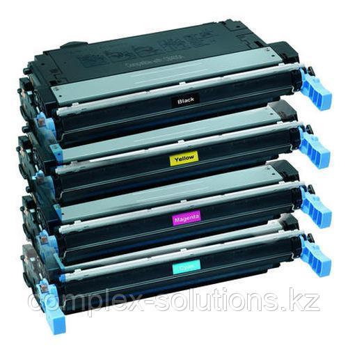 Картридж HP CB401A (№642A) Cyan (7,5K) OEM | [качественный дубликат]