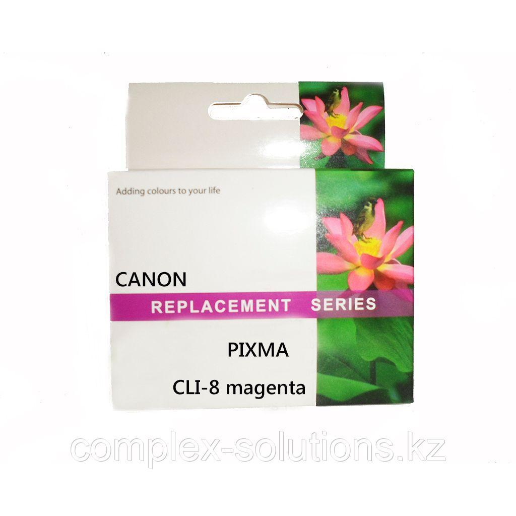 Картридж CANON PIXMA CLI-8M JET TEK   [качественный дубликат]