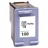 Картридж HP C9368AE Gray,№100 JET TEK | [качественный дубликат]