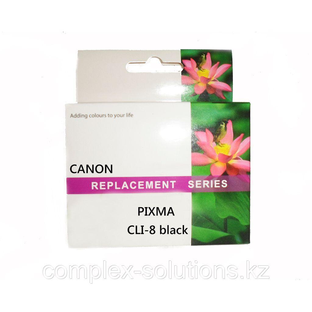 Картридж CANON PIXMA CLI-8Y JET TEK | [качественный дубликат]
