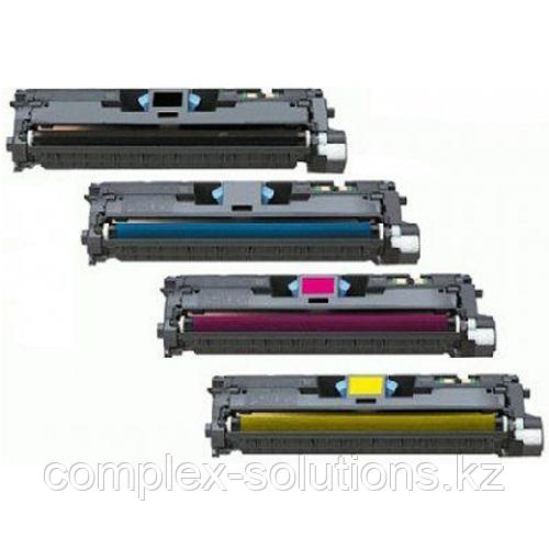 Картридж H-P Q3960A (№122A) | CANON 701 Black OEM | [качественный дубликат]