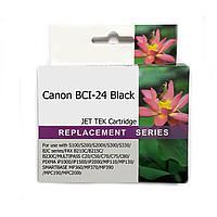 Картридж CANON BCI-24 Black JET TEK | [качественный дубликат]