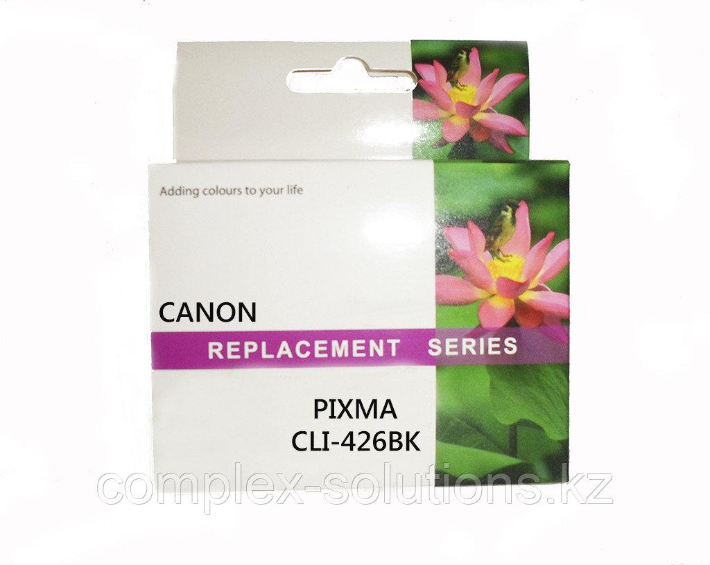 Картридж CANON CLI-426BK Black JET TEK | [качественный дубликат]