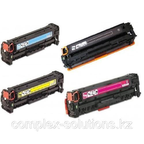 Картридж HP CF210X (131X) Black ОЕМ | [качественный дубликат]