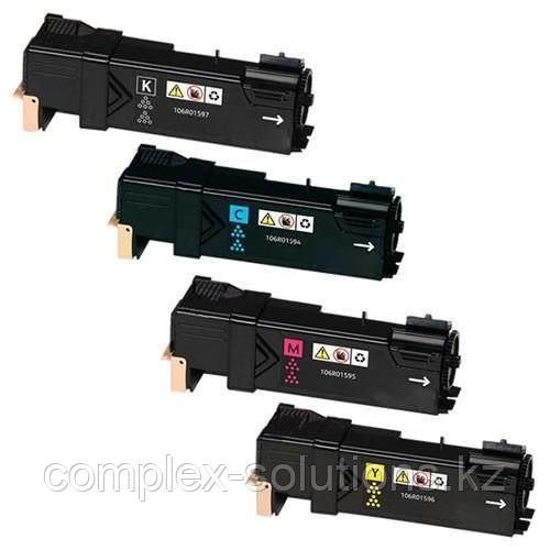 Тонер картридж 106R01604 (3K) Black Euro Print | [качественный дубликат]