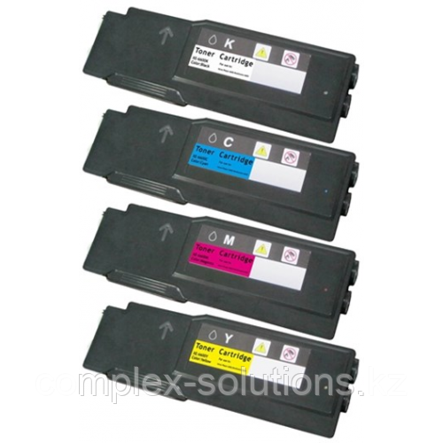 Тонер картридж 106R02235 (6K) Yellow Euro Print | [качественный дубликат]
