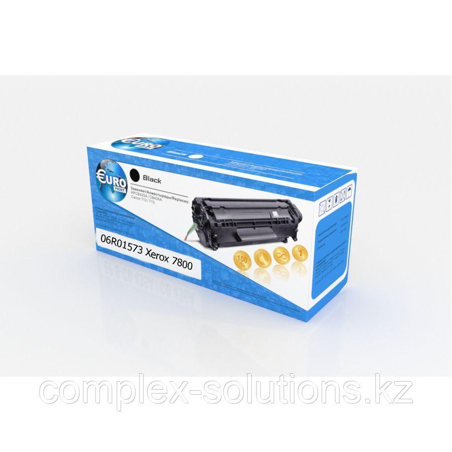 Тонер картридж 106R01573 (24K) Black Euro Print | [качественный дубликат]