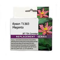 Картридж EPSON T1303 Magenta JET TEK | [качественный дубликат]
