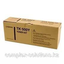 Тонер картридж KYOCERA TK-500C Cyan (8K) | [качественный дубликат]