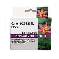 Картридж CANON PIXMA PGI-520Bk JET TEK | [качественный дубликат]