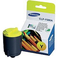 Тонер картридж SAMSUNG CLP-350 Yellow | [качественный дубликат]