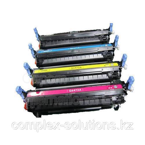 Картридж HP Q6473A (502A) Magenta OEM | [качественный дубликат]