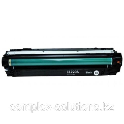 Картридж HP CE270A (№650A) Black OEM | [качественный дубликат]