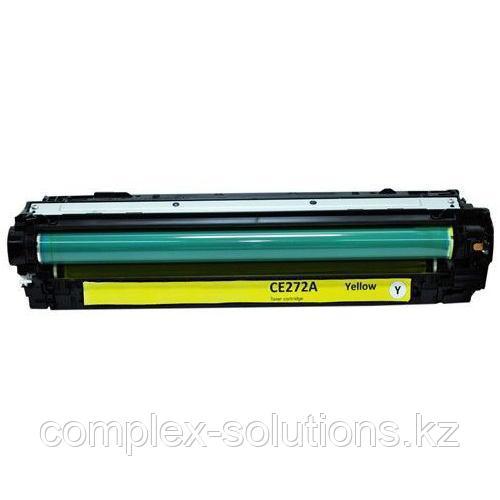 Картридж HP CE272A (№650A) Yellow OEM | [качественный дубликат]
