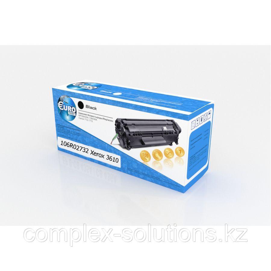 Тонер картридж 106R02732 (25,3K) Euro Print | [качественный дубликат]