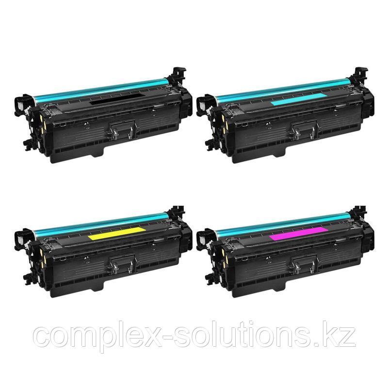 Картридж HP CF401X (№201X) Cyan Euro Print   [качественный дубликат]