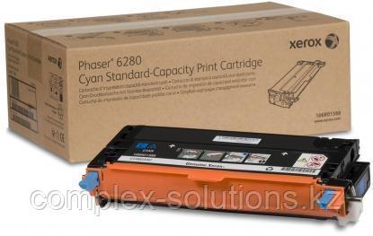 Принт картридж XEROX 6280 Cyan (2.2k)   Код: 106R01388   [оригинал]