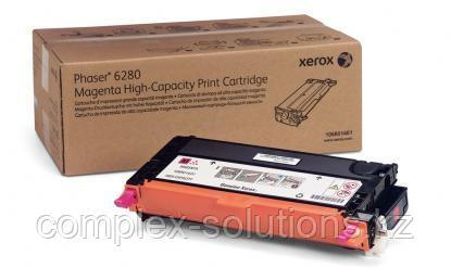 Принт картридж XEROX 6280 Magenta (5.9k) | Код: 106R01401 | [оригинал]