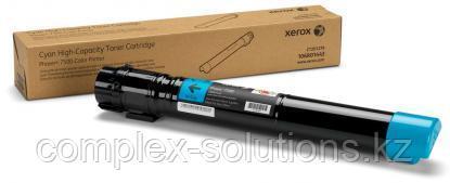 Тонер картридж XEROX 7500 Cyan (17.8k)   Код: 106R01443   [оригинал]