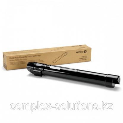 Тонер картридж XEROX 7500 Black(19.8k) | Код: 106R01446 | [оригинал]