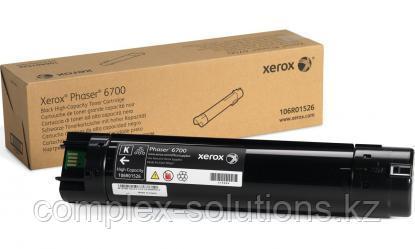 Тонер картридж XEROX 6700 Black (18k)   Код: 106R01526   [оригинал]