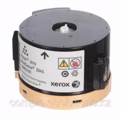Тонер картридж XEROX 3010/3040/3045 (1k) | Код: 106R02181 | [оригинал]