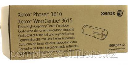 Тонер картридж XEROX 3610/3615 (25.3k) | Код: 106R02732 | [оригинал]