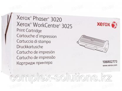 Принт картридж XEROX 3020/3025 (1.5k)   Код: 106R02773   [оригинал]