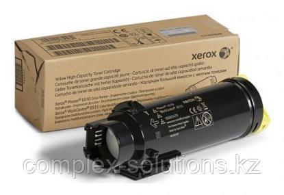 Принт картридж XEROX 6510/6515 Yellow (1k) | Код: 106R03483 | [оригинал]