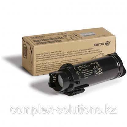 Тонер картридж XEROX 6510/6515 Black (2.5k) | Код: 106R03484 | [оригинал]