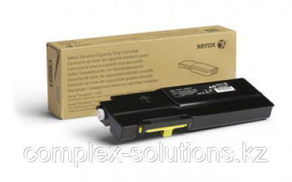 Тонер картридж XEROX C400/C405 Yellow (2.5k) | Код: 106R03509 | [оригинал]