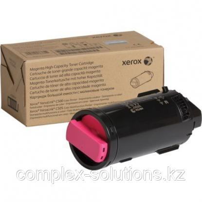 Тонер картридж XEROX C500/C505 Magenta (9k) | Код: 106R03885 | [оригинал]