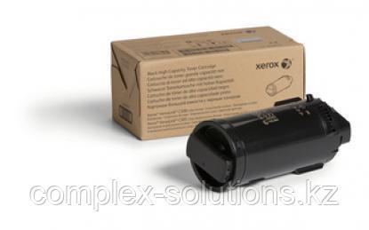 Тонер картридж XEROX C500/C505 Black (12k)   Код: 106R03887   [оригинал]
