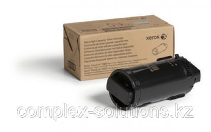 Тонер картридж XEROX C600/C605 Black (6k) | Код: 106R03911 | [оригинал]