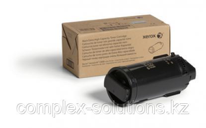 Тонер картридж XEROX C600 Black (16.9k) | Код: 106R03927 | [оригинал]