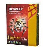 Dr.WEB Security Space GOLD 1 ПК / 3 года